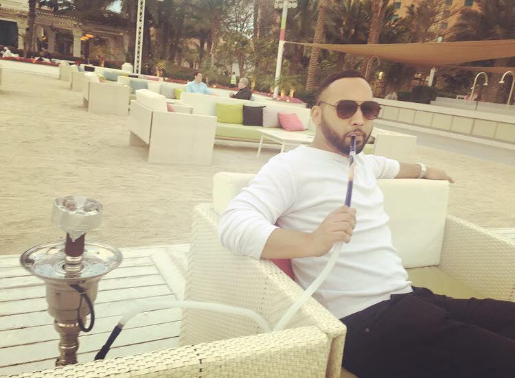 Abul Hussain @Atlantis Palm Beach