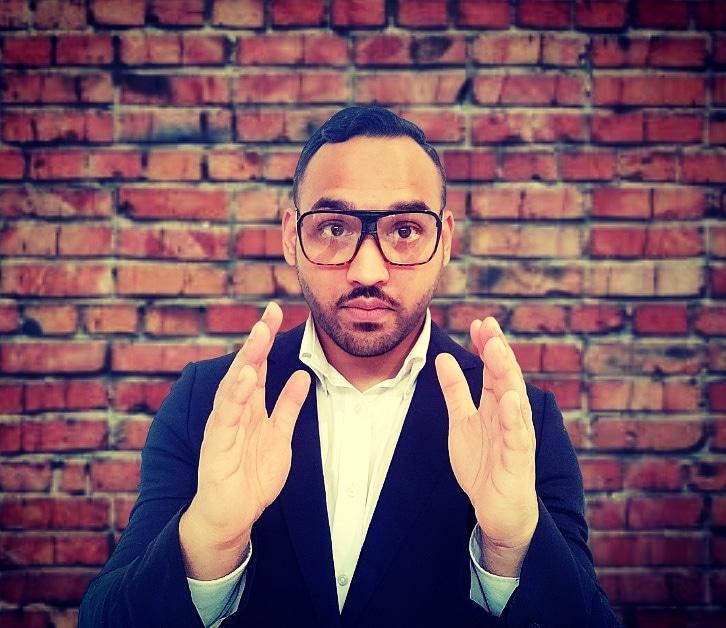 Abul Hussain focus