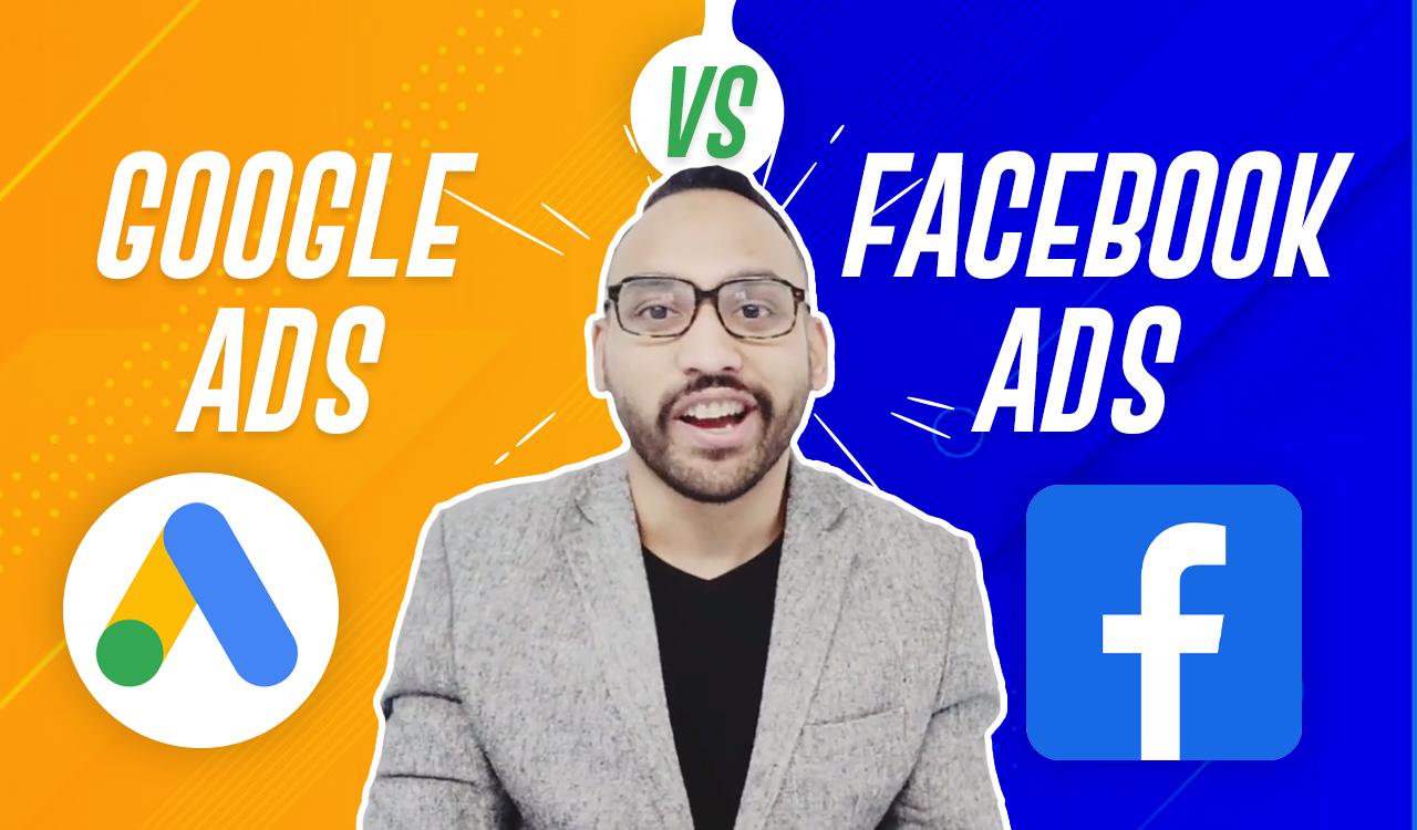 Abul Hussain - Google VS Facebook