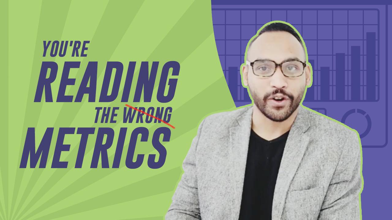 Abul Hussain - Wrong Metrics
